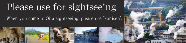 Please use for sightseeing